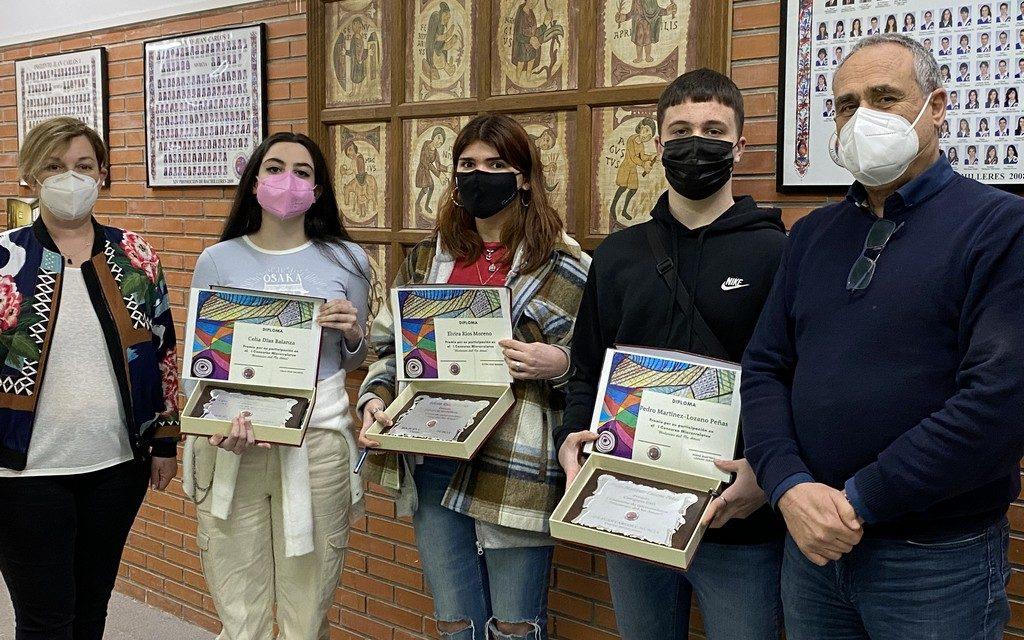 Premios del concurso de microrrelatos contra la Violencia de Género