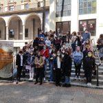 Nuestros alumnos de Lenguas Clásicas participan en las Olimpíadas de Latín y Griego