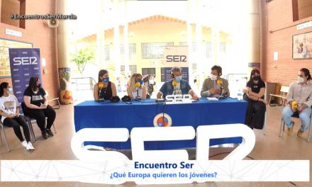 Actividad fin de curso de Escuelas Embajadoras: programa de radio