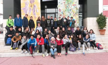 Visita a la exposición 'Pasajeros Murcia'