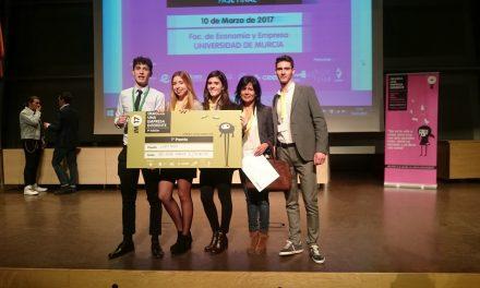 Ganadores del primer premio en el concurso «Imagina una empresa diferente» – 2017