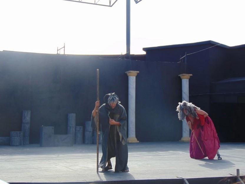 Asistencia al XXXIV Festival Juvenil de Teatro Grecolatino en Cartagena