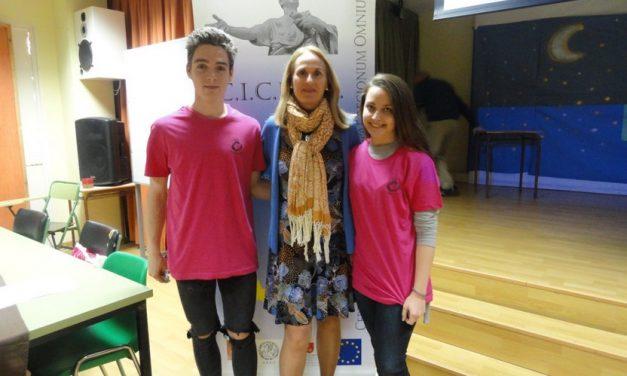 Dos alumnos de 2º Bachillerato de Humanidades participan en el concurso C.I.C.E.R.O.