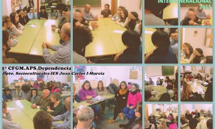 Encuentro Intergeneracional 2015