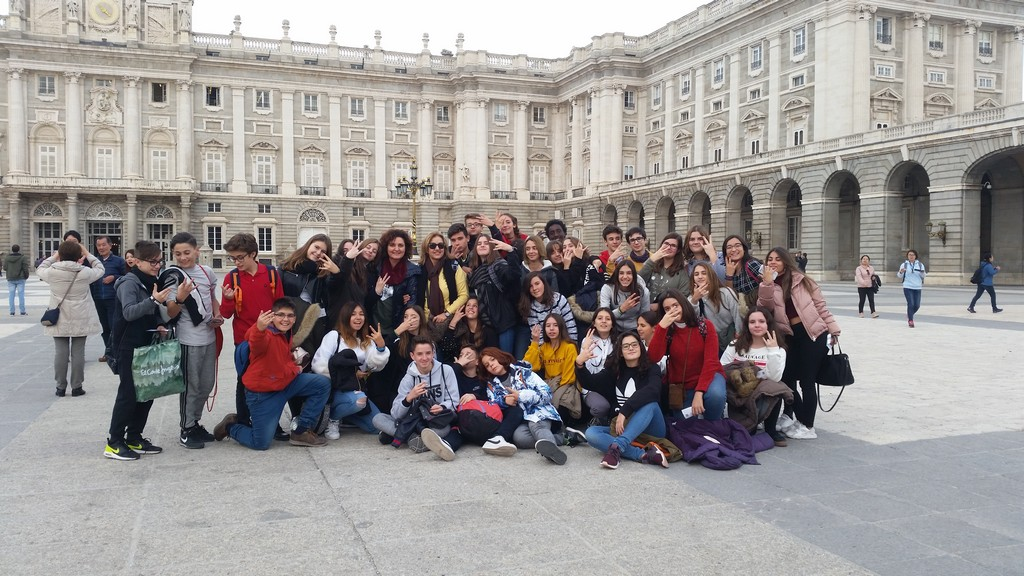 Viaje cultural a Madrid – Departamento de Música