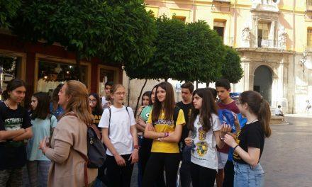 Alumnos de 2ºESO visitan la Catedral