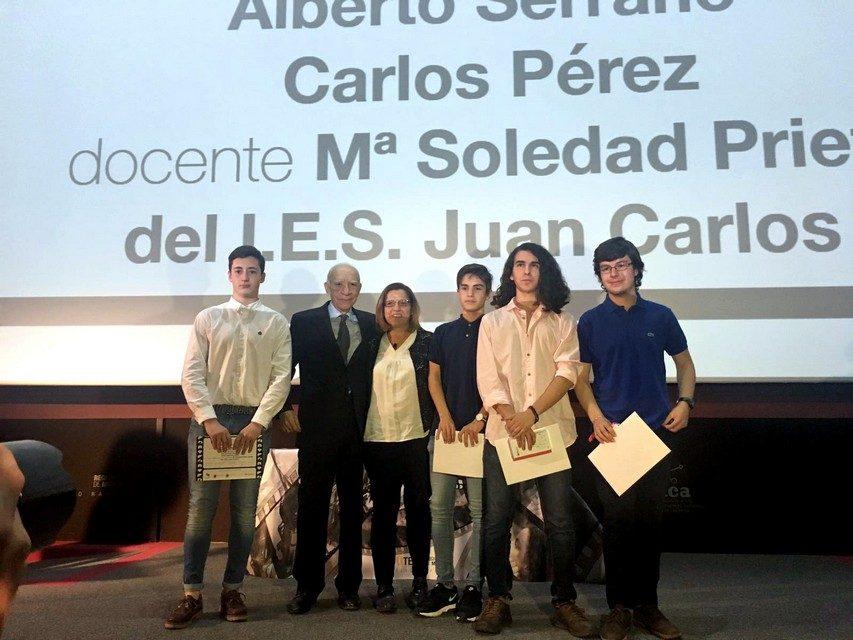 """Primer premio en el I Festival de Cortos """"Donarfest"""""""