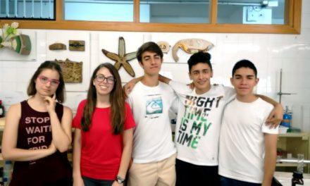 Una alumna del IES Juan Carlos I, seleccionada en la VI edición del Programa Investiga I+D+i