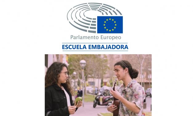 Primer premio en el concurso de Escuelas Embajadoras