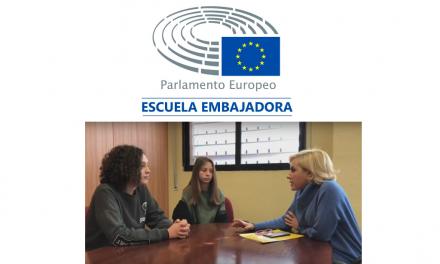 Escuelas Embajadoras: Entrevista a la Consejera de Educación