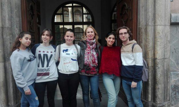 Los alumnos de 2º Bachillerato de Humanidades participan en las Olimpíadas de Griego y Latín