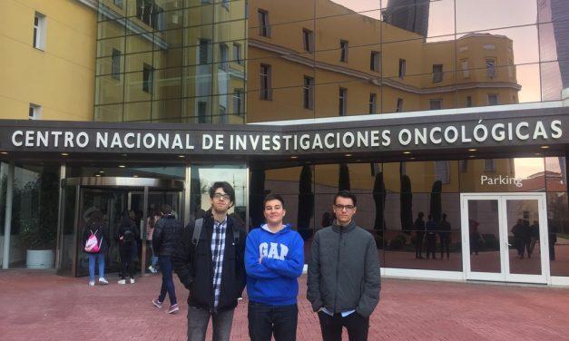 Visita a Madrid con la F.E.M.