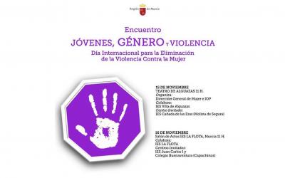"""Encuentro """"Jóvenes, GÉNERO y Violencia"""""""