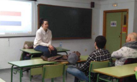 Charla intercultural: Holanda-Vlissingen, por Mercedes Garrido Torres