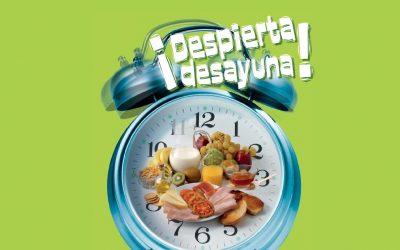 Arranca el programa «Desayunos sanos», por el dpto. de Educación Física