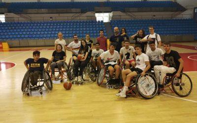 Baloncesto en silla de ruedas – 4ºESO