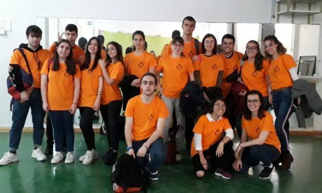 Alumnos de 1º y 2º de Bachillerato de Humanidades, premiados en el concurso C.I.C.E.R.O.