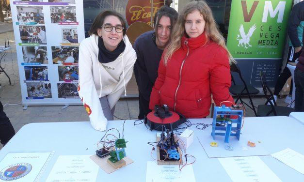 Exposición de trabajos del grupo de Robótica en la Semana de la Ciencia y la Tecnología – 2019