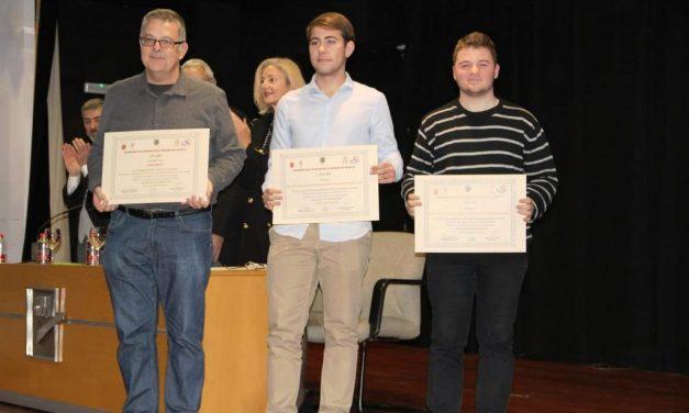 Alumnos del IES Juan Carlos I, premiados en el VI Congreso IDIES