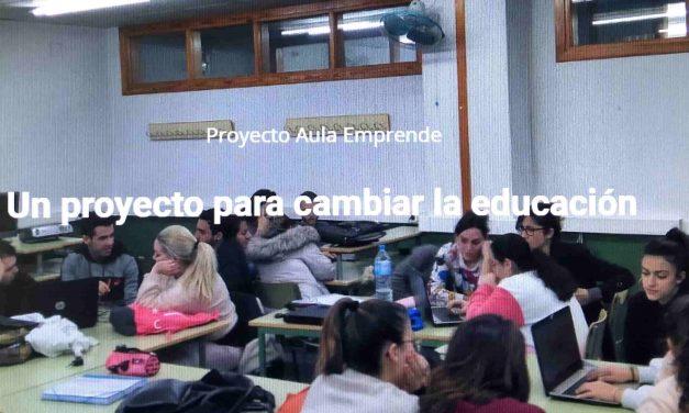 Proyecto de innovación educativa «Aula Emprendedora-Soft-Skills»