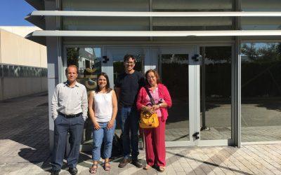 Visita de profesores del Programa Erasmus – Lycée de Nancy