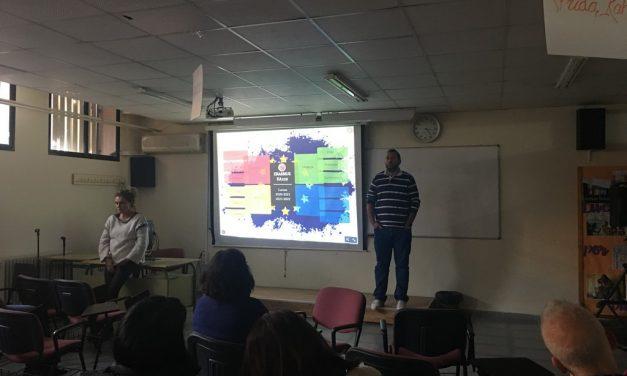 Departamento de Francés en el Programa Erasmus+