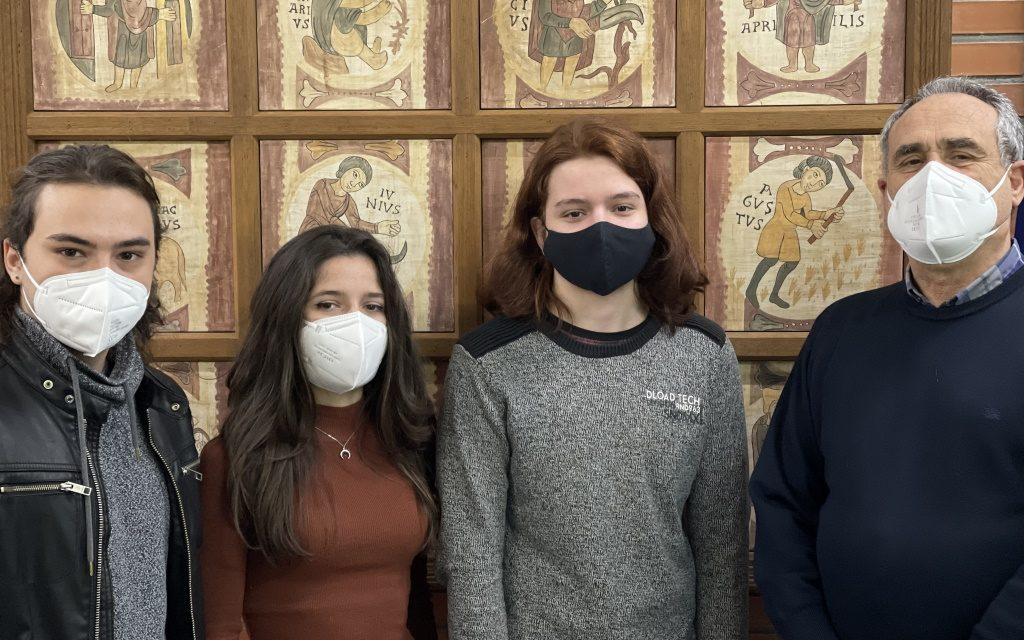 Tres alumnos de nuestro centro entre los galardonados con los Premios Extraordinarios de ESO de la Comunidad Autónoma de Murcia del Curso 2019-20