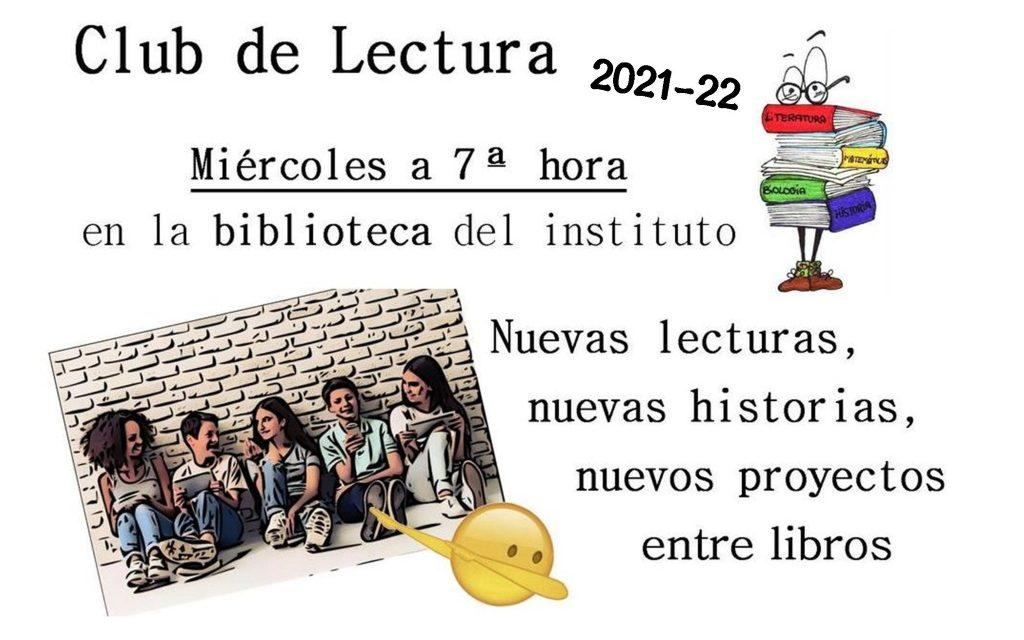 Club de Lectura 2021-22