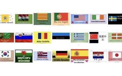 Celebración del Día Europeo de las Lenguas